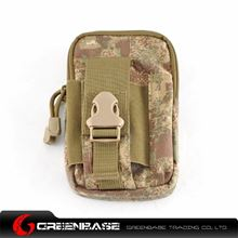 Picture of 9134# 1000D Backpack attachment bag Khaki Camouflage GB10233