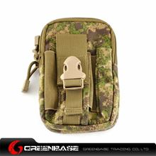 Picture of 9134# 1000D Backpack attachment bag Green Camouflage GB10234