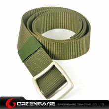 Picture of Tactical Nylon FABRIC Belt Green GB10249