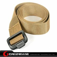 Picture of Tactical Nylon FABRIC Belt Khaki GB10251