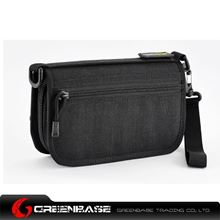 Picture of 9037# 1000D Men's handbag Black GB10253