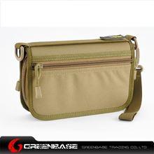 图片 9037# 1000D Men's handbag Khaki GB10255