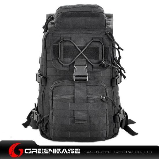118 Tactical Backpack Black Gb10305