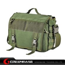 Picture of Tactical Computer Bag Green GB10315
