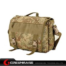 Picture of Tactical Computer Bag Khaki Camouflage GB10322
