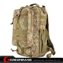 Picture of 8265# Tactical Backpack Khaki Camouflage GB10330