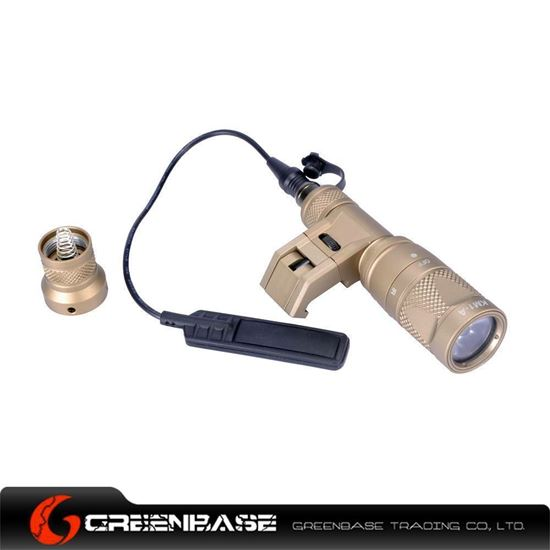 Picture of NB IFM CAM M300V Dual Output Flashlight Dark Earth NGA0985