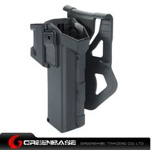 图片 NB Movable Holsters for Glock series Black NGA1054
