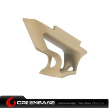 Picture of NB CNC Picatinny System Short Angled Grip Dark Earth GTA0302