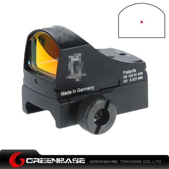 Picture of GB DT sightC Red point Black NGA1060