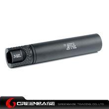Picture of GB GEM HALO QD Airsoft Suppressor Black GTA1340