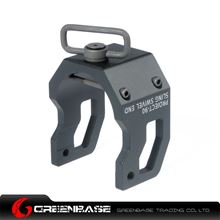 Picture of GB B Type Tactical P90 Sling Swivel End Black NGA0836