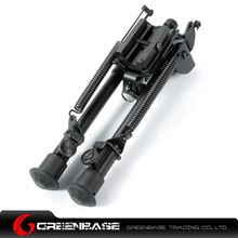 Picture of Tactical 9-15 inch Standard Legs Bipod Rotating Swivels NGA0600