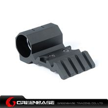 Picture of Unmark Keymod 45 Degree Flashlight Mount Black NGA0909