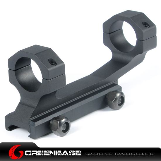 Picture of Tactical 25.4mm Ring Mount Black NGA0944