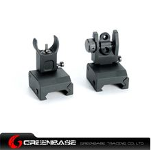 Picture of NB Tactical Front and Rear sights NGA1147