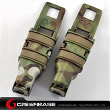 Picture of GB FM Pistol Magazine Pouch 2pcs/Set Multicam NG9188