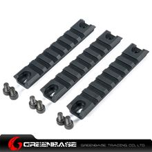 Picture of Polymer Rail Sections for G36/G36C Black NGA0377