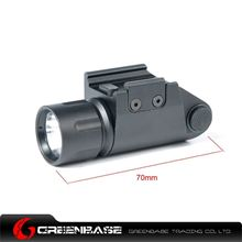 Picture of New Unmark Tactical Weapon light  Micro QD Compact Glock Pistol Flashlight For Outdoor Hunting NGA0923