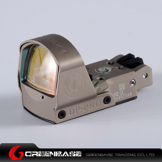 Picture of GB DP Pro Red Dot Point Sight Tan NGA0972