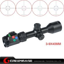 Picture of Woltis 3-9x40mm BDC & Mil-Dot & RXR Reticle Riflescope Black WT-SCP-007