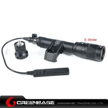 Picture of GB IFM-M600V Dual Output Flashlight Black NGA1186