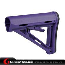 Picture of NB Carbine Stock Purple GTA1408
