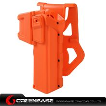 图片 NB Movable Holsters for Glock series Orange NGA1204