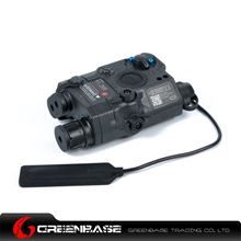 Picture of NB LA-5C UHP Appearance VER Green Laser and Flashlight Black NGA1229