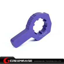 Picture of GB ALG Defense Barrel Nut Wrench Purple GTA1432