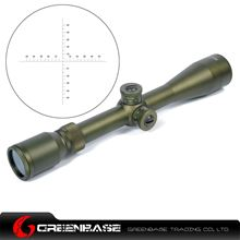 Picture of GB 2.8-9X40 Tactical Riflescope Pea Green NGA1232