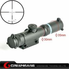Picture of High Quality SS 4X21 AO with 11mm dovetail Mount RifleScope NGA0299