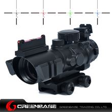 Picture of Sniper 4X32 Scope Illuminated Red/Green/Blue Reticle NGA0139
