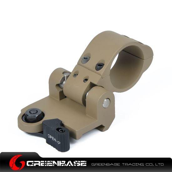 Picture of Unmark FTS Mount Base For Magnifier Scope Dark Earth NGA0350