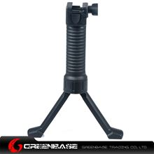 Picture of Unmark Tactical Foregrip Bipod Black GTA1098