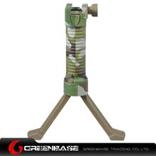 Picture of Unmark Tactical Foregrip Bipod Multicam GTA1124