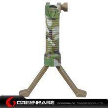 图片 Unmark Tactical Foregrip Bipod Multicam GTA1124