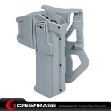 图片 NB Movable Holsters For 1911 Series Gray NGA1268