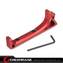 Picture of GB Keymod Link Curved Foregrip Red NGA1274