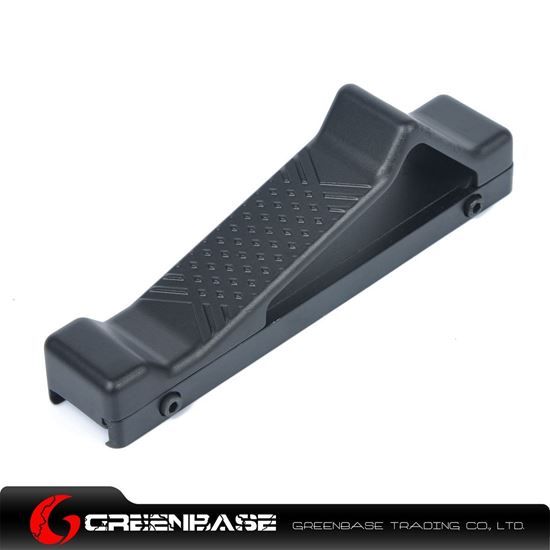Picture of Aluminum Angle Grip For Picatiny Rail Black NGA0955