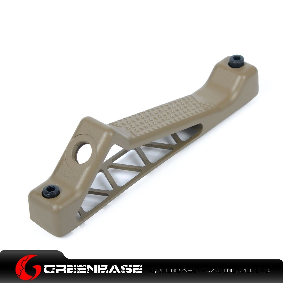 Aluminum Angle Grip For KM System Rail Dark Earth NGA0958. AR-15 ...