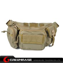 Picture of 1000D Tactical Waist Packs Khaki GB10148