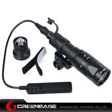 Picture of NB M300V-IR Scout Light LED WeaponLight White and IR Output Black NGA1284