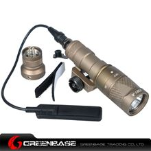 Picture of NB M300V-IR Scout Light LED WeaponLight White and IR Output Dark Earth NGA1285