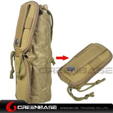 Picture of 8348# Folding water bag Khaki GB10273