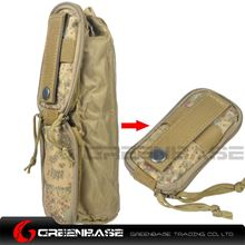 Picture of 8348# Folding water bag Khaki Camouflage GB10280
