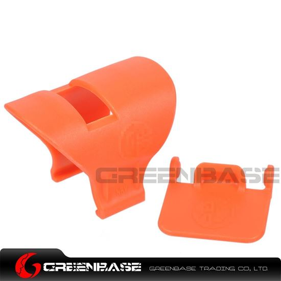 Picture of GB C-More Red Dot Sight Protector Scope Protector Kit Plastic Orange NGA1335