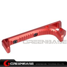 Picture of NB Keymod Link Curved Forefrip Red NGA1330