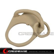 Picture of Unmark ASAP Sling Plate For M4 GBB Version Dark Earth NGA0046