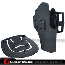 图片 GB CQC Holster for GLOCK 17 Black NGA0563